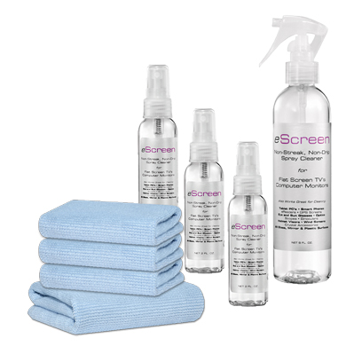 2. eScreen Cleaner Value Package